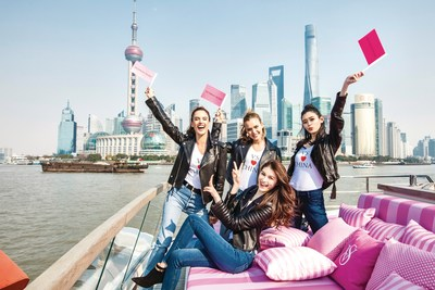 Victoria's Secret Fashion Show heads to Shanghai this year
