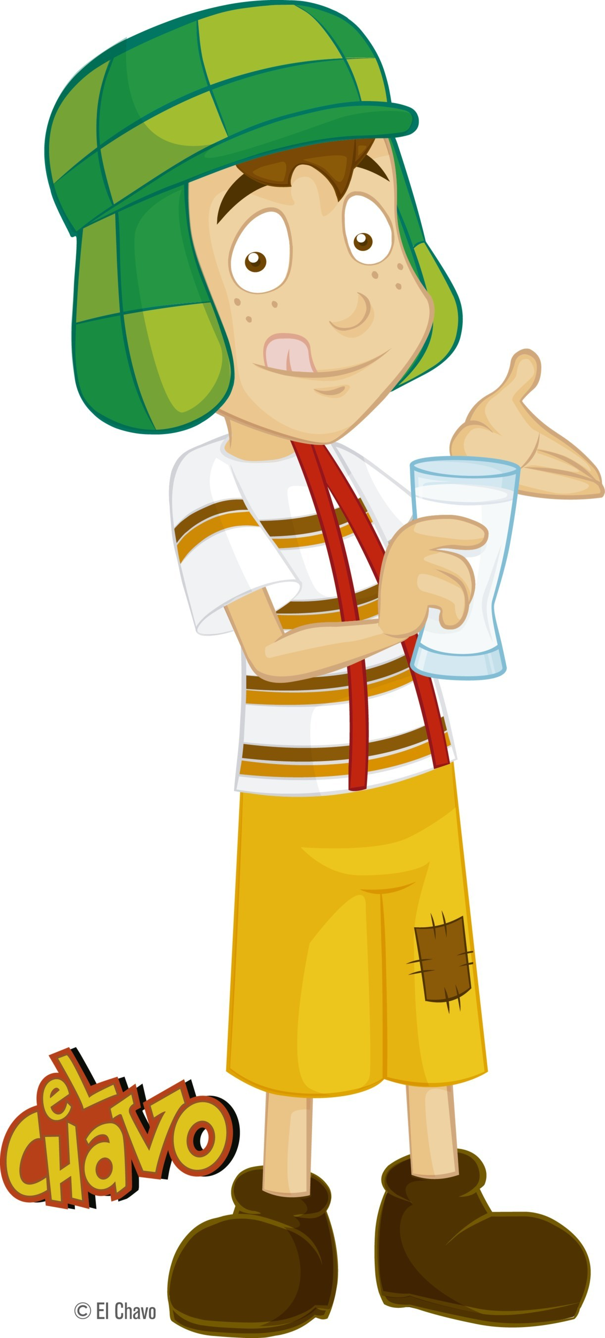 Toma Leche Celebrates The Return Of El Chavo Del Ocho Day