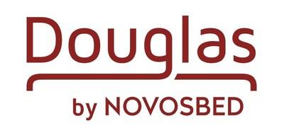 Douglas by Novosbed logo. (CNW Group/Douglas by NOVOSBED)