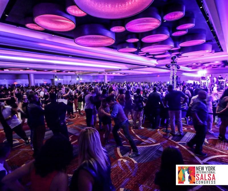 (PRNewsfoto/New York International Salsa Co)