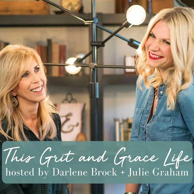This Grit and Grace Life Podcast Cover Art