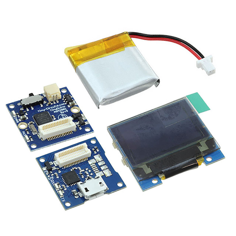 TinyCircuits ASK1005 TinyScreen Basic Kit