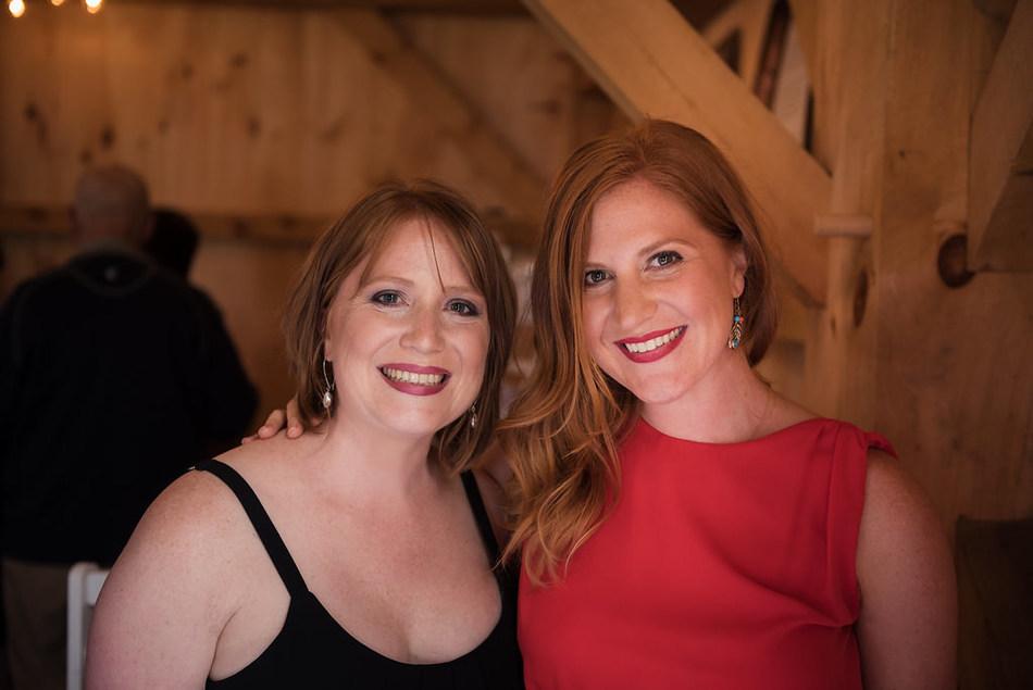Sarah and Leah @ Foundation4Love Annual Gala 2017