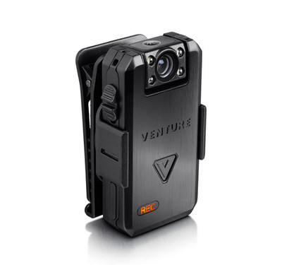 """Venture is the World's Most Versatile, Wearable """"Live Streaming"""" 4-in-1 HD Camera"""