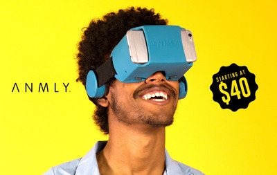 The ANMLY Model A: 'Introducing an Immersive VR Smartphone Experience Featuring Quality Hi-Fi Audio