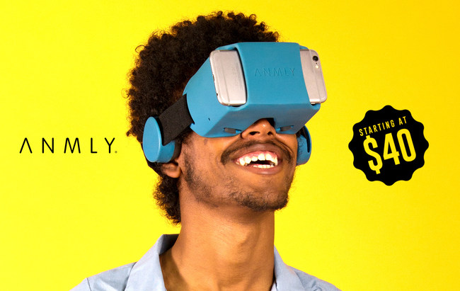 The ANMLY Model A:  Introducing An Immersive VR Smartphone Experience Featuring Quality Hi-Fi Audio