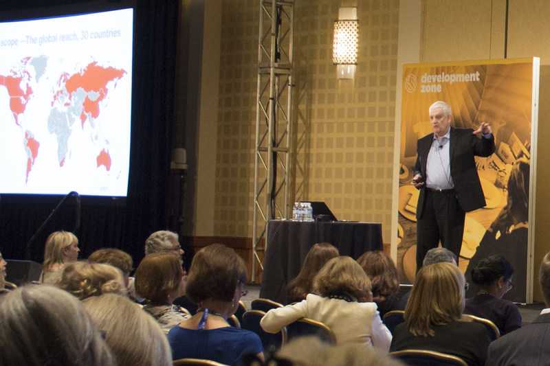 The International Coach Federation released the findings of its 2017 Global Consumer Awareness Study during an August 25, 2017 presentation by PwC Research's Colin McIlheney. The study is ICF's largest consumer research project to date.