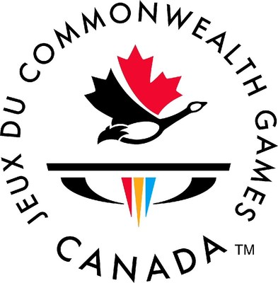 Logo : Jeux du Commonwealth Canada (Groupe CNW/Commonwealth Games Association of Canada)