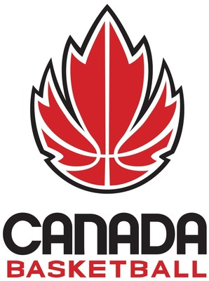 Logo: Canada Basketball (CNW Group/Commonwealth Games Association of Canada)