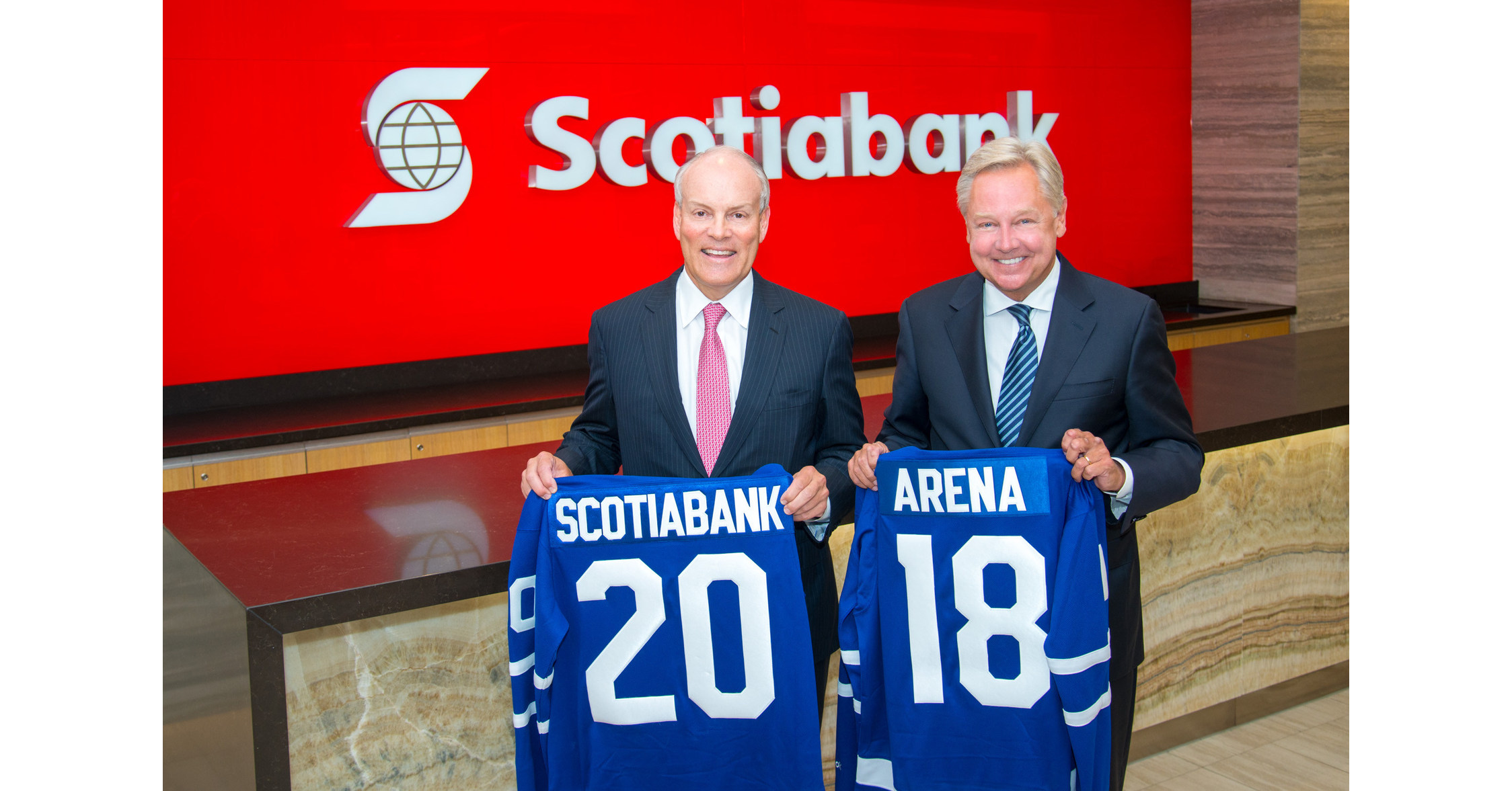 home of the maple leafs and raptors to become scotiabank arena
