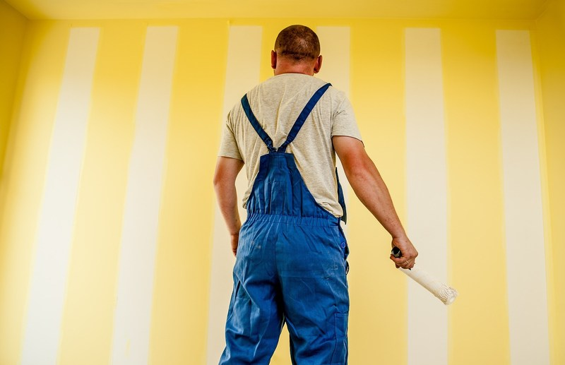 Clients can hire local contractors, such as painters, electricians and home renovators, to fix up their house or office (Image courtesy of Pixabay.com)