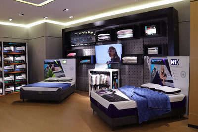 BEDGEAR to open 500 Performance Sleep Shops in China