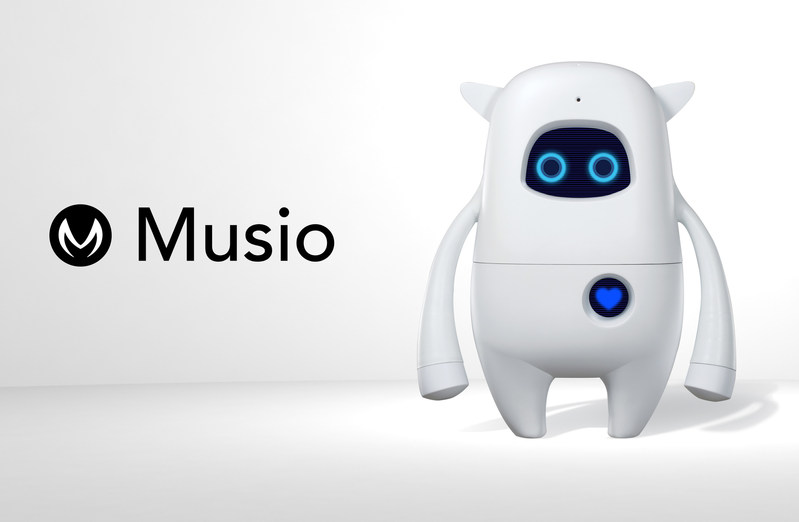 Official image of Musio, developed by AKA LLC