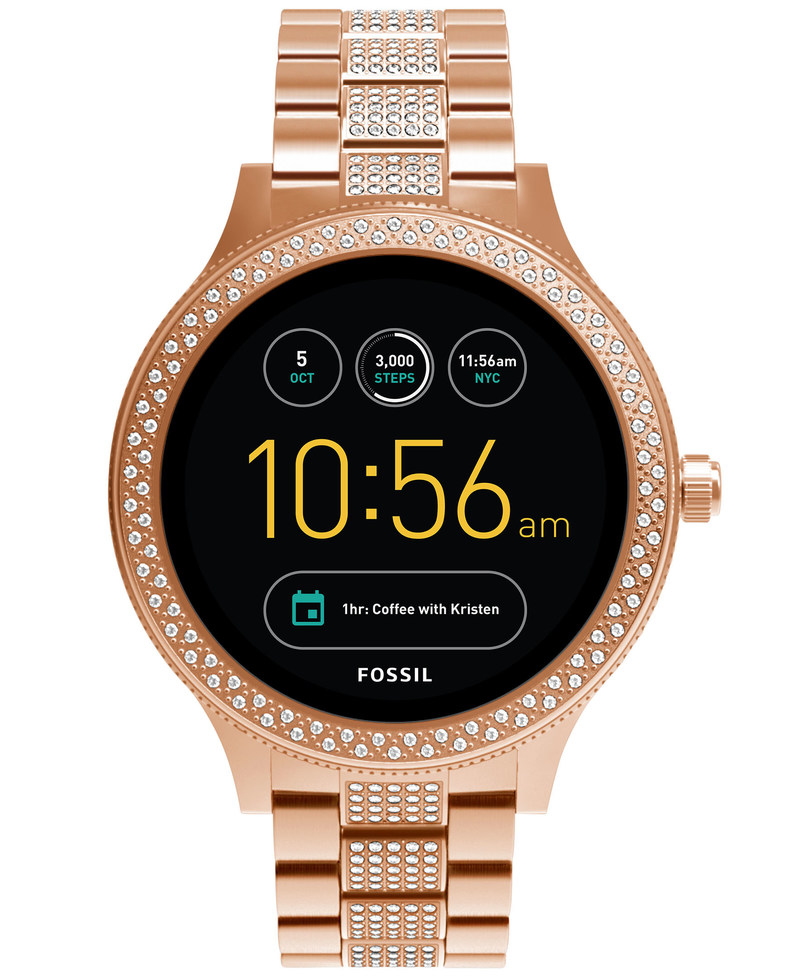 Fossil Q Venture Touchscreen Smartwatch