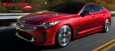 The 2018 Kia Stinger is expected to deliver chills and thrills on the road. Learn more with Riverchase Kia.