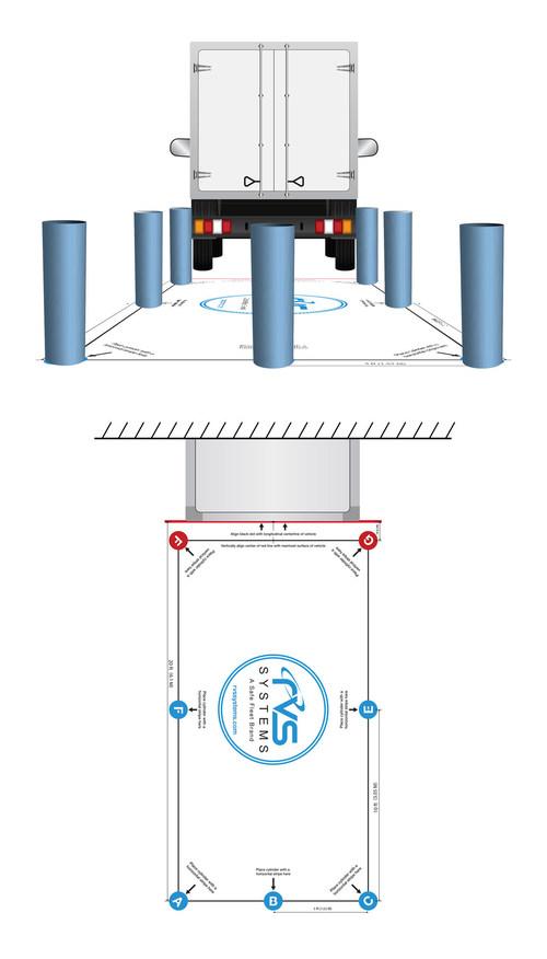 RVS-SCM Safety Compatibility Mat