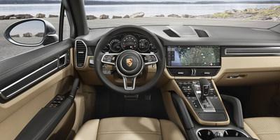 2019 Porsche Cayenne (CNW Group/Porsche Cars Canada)
