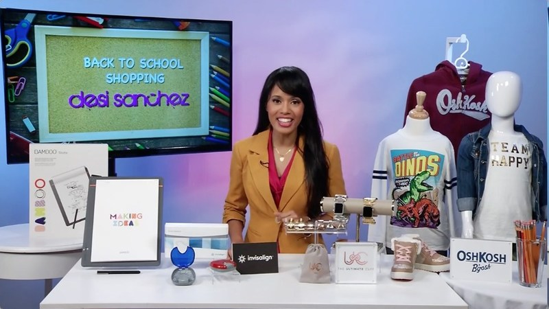 Desi shares tips for back-to-school shopping!