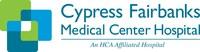 (PRNewsfoto/Cypress Fairbanks Medical Cente)