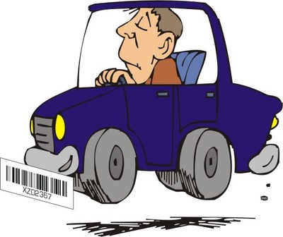 A Better Way to Track Inventory - Use License-Plate Container Tracking Barcodes