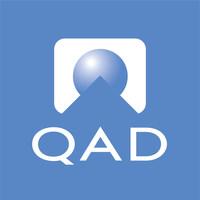 QAD Logo (PRNewsfoto/QAD Inc.)