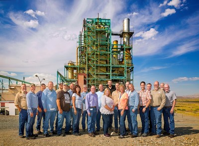 NV Energy's Fort Churchill Generating Station employees hit 30 years for nation's best safety record