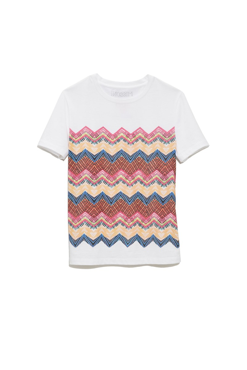 Saks Fifth Avenue Key To The Cure 2017 t-shirt by MISSONI