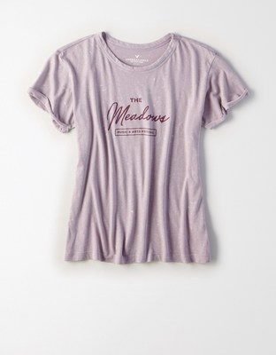 American Eagle Outfitters X The Meadows Music And Arts Festival T-shirts