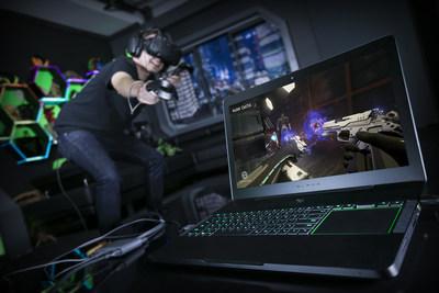 Razer Blade Pro 1060 - Full HD - VR - Raw Data