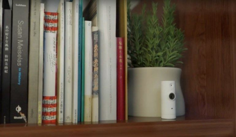 As tall as a deck of cards, the new D-Link Mini Wi-Fi Camera provides crisp 720p video to help users keep an eye on their homes at all times.