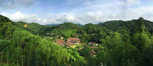 Eco-demonstration Region in Longmen - Nankun Mountain