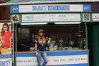 "Maria Menounos Returns to Fenway Park, Debuts ""Maria's Greek Kitchen"""