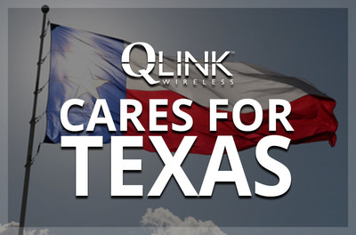 Issa Asad & Q Link Wireless, federally authorized provider of the Lifeline Assistance Program, shows support for Hurricane Harvey victims.