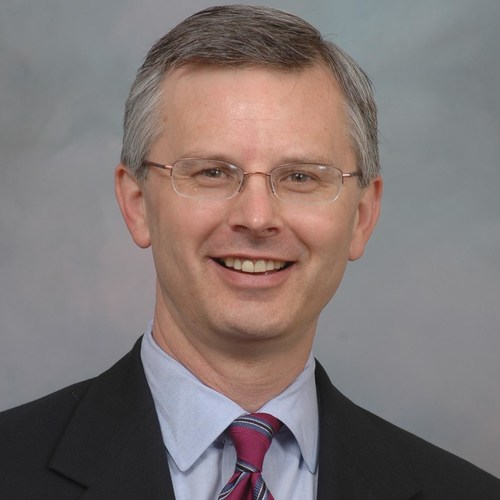 John Clymer, executive director of the National Forum for Heart Disease & Stroke Prevention