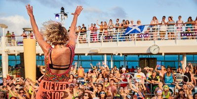 High demand brings annual Zumba Cruise® back for its third year!