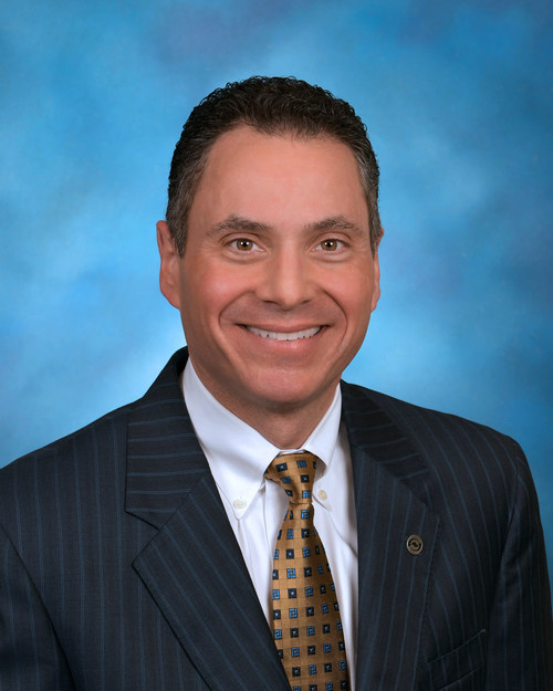 David S. Graziosi will be promoted to CEO of Allison Transmission on June 1, 2018.