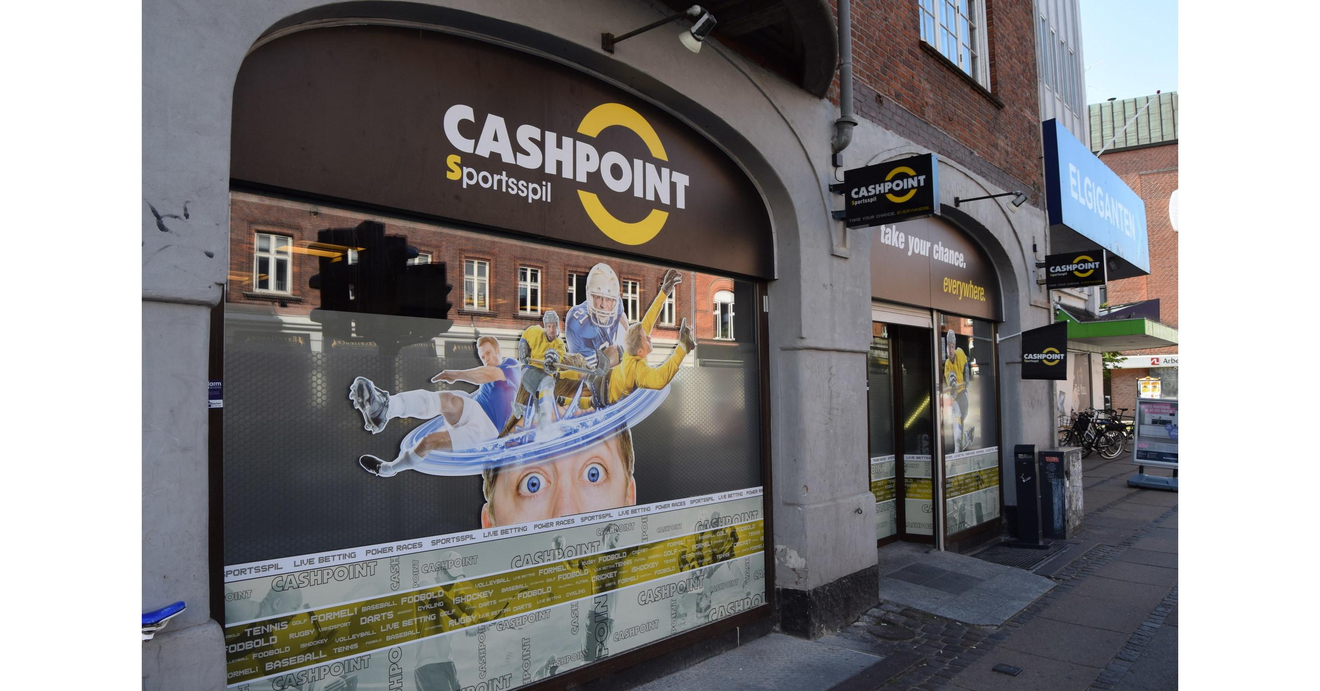 Cashpoint Kontakt
