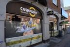 Cashpoint overtager Tipicos aktiviteter i Danmark