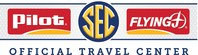 """Pilot Flying J, the largest operator of travel centers in North America, announced a four-year sponsorship agreement to be the """"Official Travel Center of the SEC"""" starting in the 2017 season."""