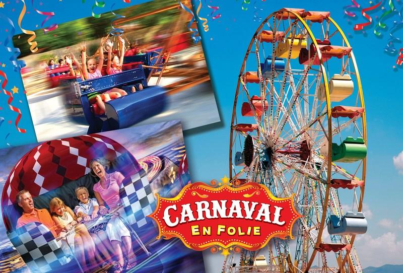 Carnaval en Folie (CNW Group/La Ronde)
