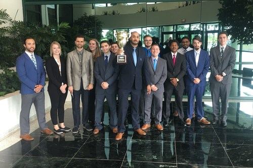 Award-winning firm Jonathan Wesley, led by President Andrew Breuninger, wins national sales trophy again.