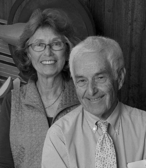 Donald and Barbara Zucker