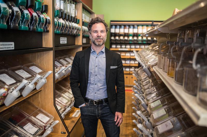 François William Croteau, maire de l'arrondissement de Rosemont–La Petite-Patrie (Groupe CNW/Ville de Montréal - Arrondissement de Rosemont - La Petite-Patrie)