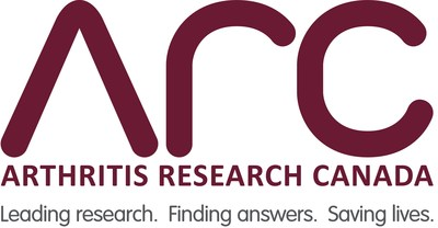 Arthritis Research Canada. Leading research, finding answers, and saving lives. (CNW Group/Arthritis Research Canada)