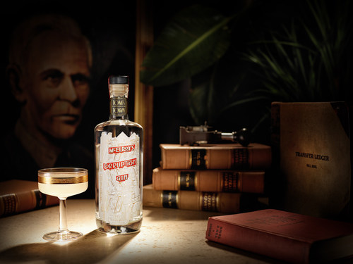 Tom's Town Corruption Gin™ is named one of the Fifty Best Gins in America by The Fifty Best.