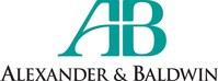 Alexander & Baldwin, Inc. Logo. (PRNewsFoto/Alexander & Baldwin, Inc.) (PRNewsfoto/Alexander & Baldwin)
