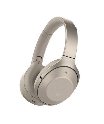 Upgrade to Sony's new wireless WH-1000XM2 noise cancelling headphones