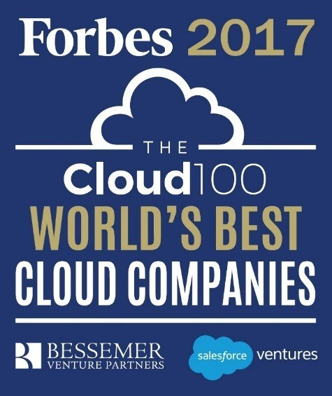 Forbes 2017 Cloud 100