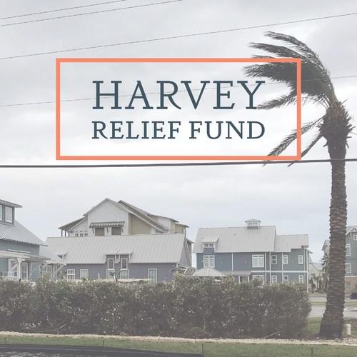 Cinnamon Shore Harvey Relief Fund