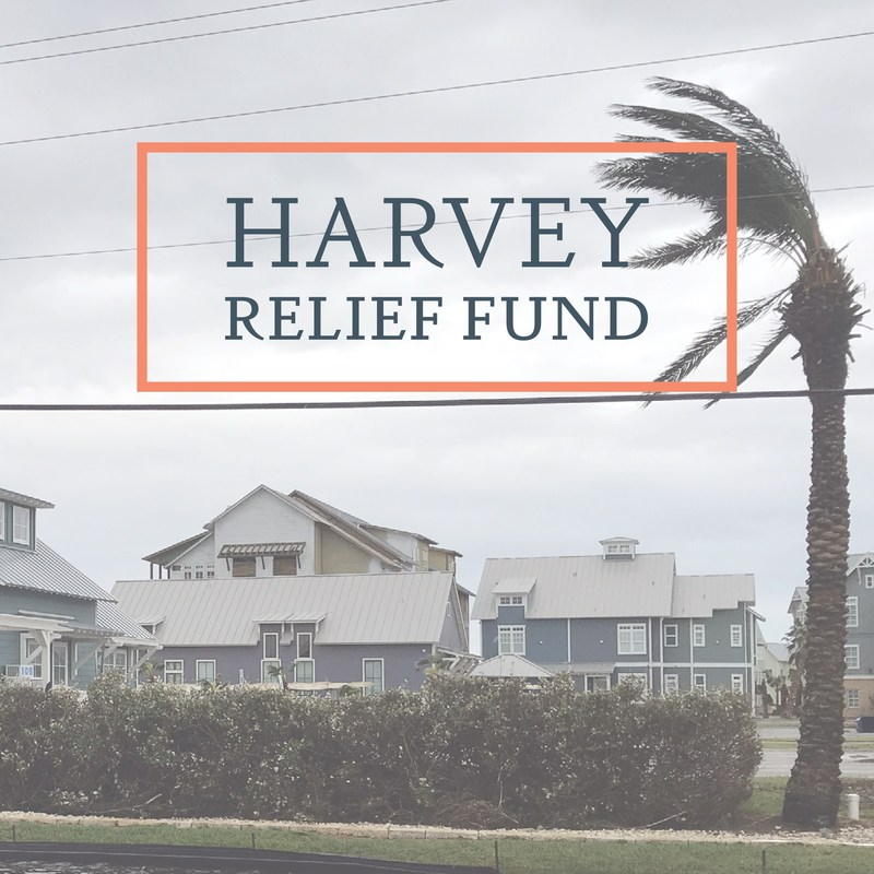 Cinnamon Shore Harvey Relief Fund